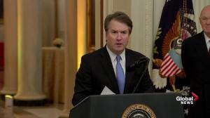 Brett Kavanaugh: 'I will always be proud to sit on Justice Kennedy's seat on the Supreme Court'