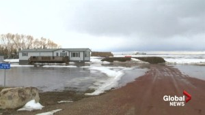 Municipal District of Taber warns residents about overland flooding
