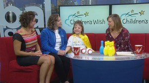 Learn more about the 2018 Children's Wish Foundation Heroes Challenge