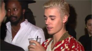 Justin Bieber lashes out at Morgan Stewart after she critiques his first performance in 2 Years