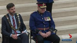 Dale McFee sworn in as Edmonton's new police chief
