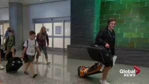 Five Calgary minors spend two days in Mexico without parents following airline delays