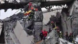 Miraculous survival stories emerge from Italy bridge collapse