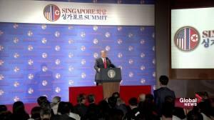 Trump-Kim summit: Trump looks forward to Pyongyang visit