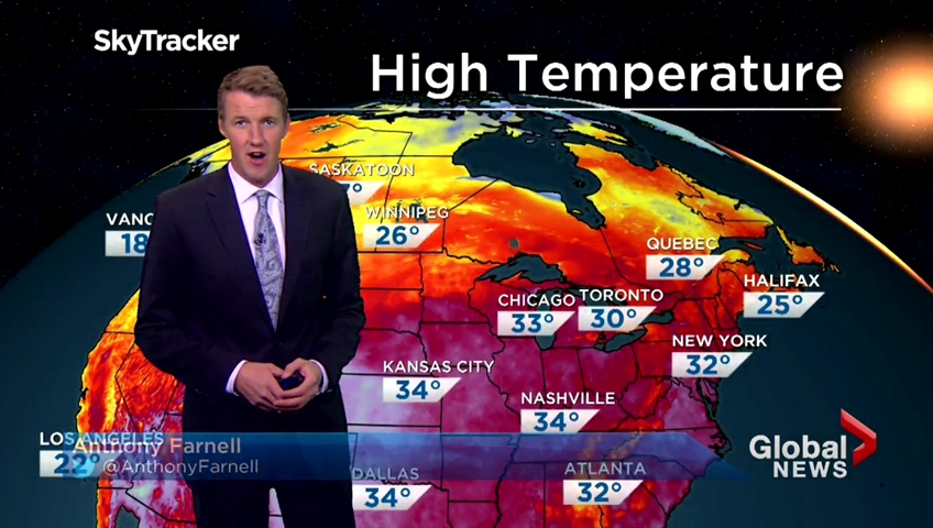 A 'heat dome' is headed for Canada. Here's what that means