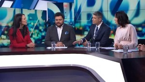 NZ's newly-appointed opposition leader grilled about family plans hours after taking position