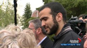 Omar Khadr requests easing of bail restrictions