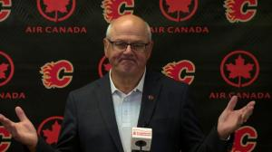 Ken King responds to City of Calgary's arena proposal