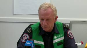 'We are here, we are strong: regional fire chief gives emotional update on Fort McMurray wildfire