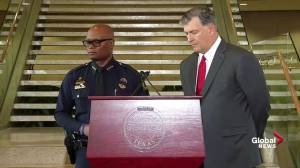 Dallas mayor says he will stand behind his chief when it comes to security at future protests