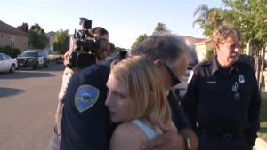 California woman left for dead following DUI crash thanks first responders who saved her life
