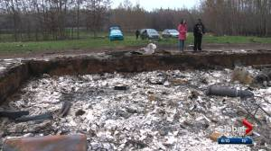 Paddle Prairie Metis Settlement residents return to devastation