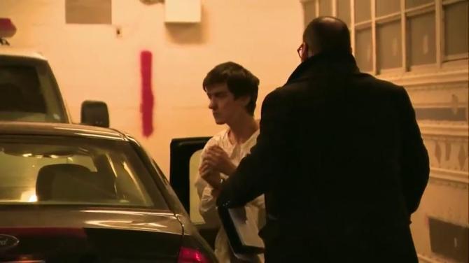 Alexandre Bissonnette: Quebec City Mosque Shooting: Alexandre Bissonnette Charged