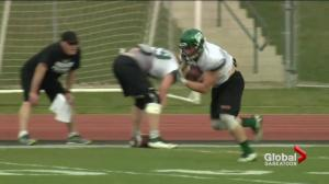 Saskatchewan Huskies getting a feel for new football coaching staff