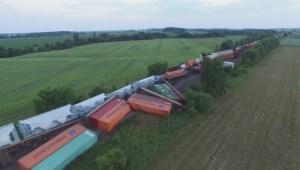 St-Polycarpe train derailment sparks concern