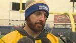 RAW: Blue Bombers Matt Nichols Interview – Oct. 22
