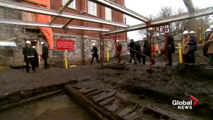Major find for Quebec archaeologists