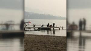 North Vancouver child dies in boat accident near Vernon