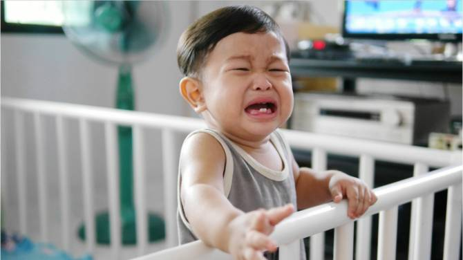 Letting children 'cry it out' is controversial, but for some, it works