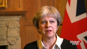 Theresa May orders Britain to join air strikes on Syria