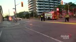 Police search for vehicle after fatal hit-and-run on Eglinton West