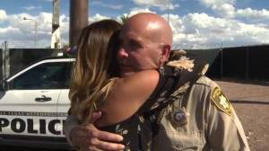 Manitoba survivor of Las Vegas massacre reunites with saviours