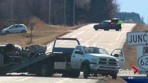 More than a dozen people killed in Alberta collisions in less than 48 hours