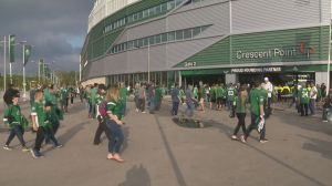Traffics restrictions around Mosaic Stadium on Sunday