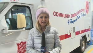 The Salvation Army in the Central Okanagan is hoping more volunteers step forward to be trained in the event of natural disasters