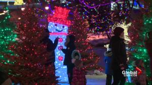 Our YEG at Night: A unique way to see the Alberta legislature's holiday lights