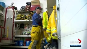 Volunteer fire departments in Saskatchewan looking for help from Ottawa
