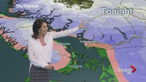 BC Evening Weather Forecast: Feb 15