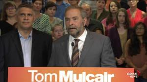 Nigel Wright may be on the stand, but Stephen Harper is on trial: Mulcair