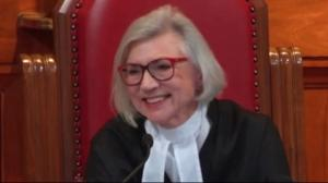 Canada's first female chief justice reflects on career