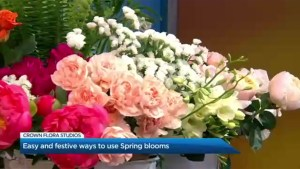 Easy and festive ways to use spring blooms