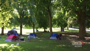 Calling for an end to tent city in Peterborough