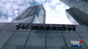 A look at the JW Marriott in Edmonton's Ice District