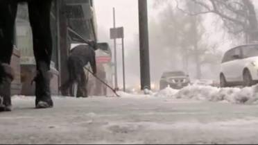 Vancouver snow chaos: snowfall causing havoc on roads, buses