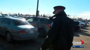 Police and AMA ask Albertans to change habits to prevent vehicle thefts