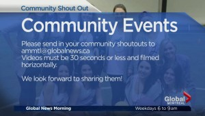 Community Events: Shaw Direct fundraiser