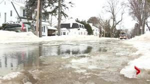 Major flooding closes part of Lakeshore Boulevard