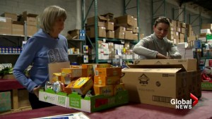 Pointe-Claire waking up to hunger in affluent community
