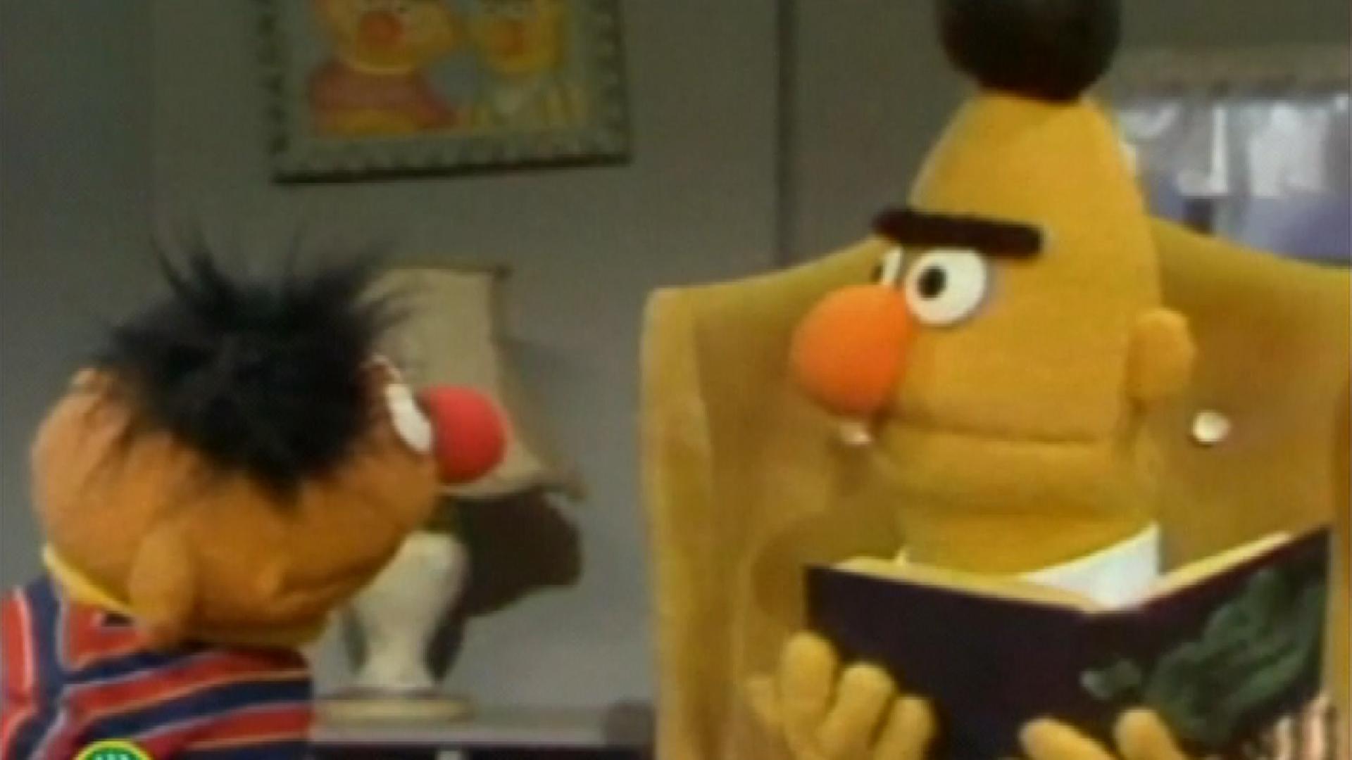 Bert ernie homosexual statistics