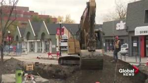 Construction takes bite out of business on Calgary's 17 Avenue