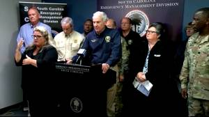 Hurricane Florence: Sixth death in South Carolina confirmed by governor