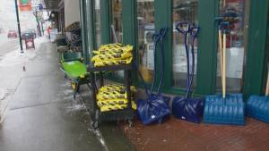 Snow day is a boon for some Vancouver businesses, a bust for others