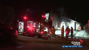 Devastating fire at Edmonton group home