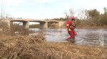 Search for missing boy swept away in Grand River continues
