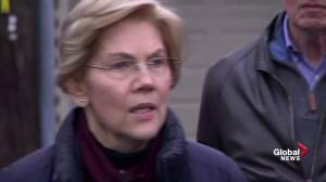 Warren: Democrats shouldn't run campaigns funded by billionaires