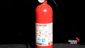 40 million fire extinguishers recalled in North America